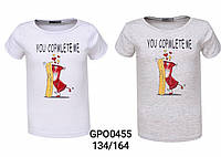 Футболка для девочек Glo-Story, 134-164 pp. Артикул: GPO0455 , фото 1