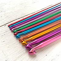 Набор крючков для тунисского вязания.
