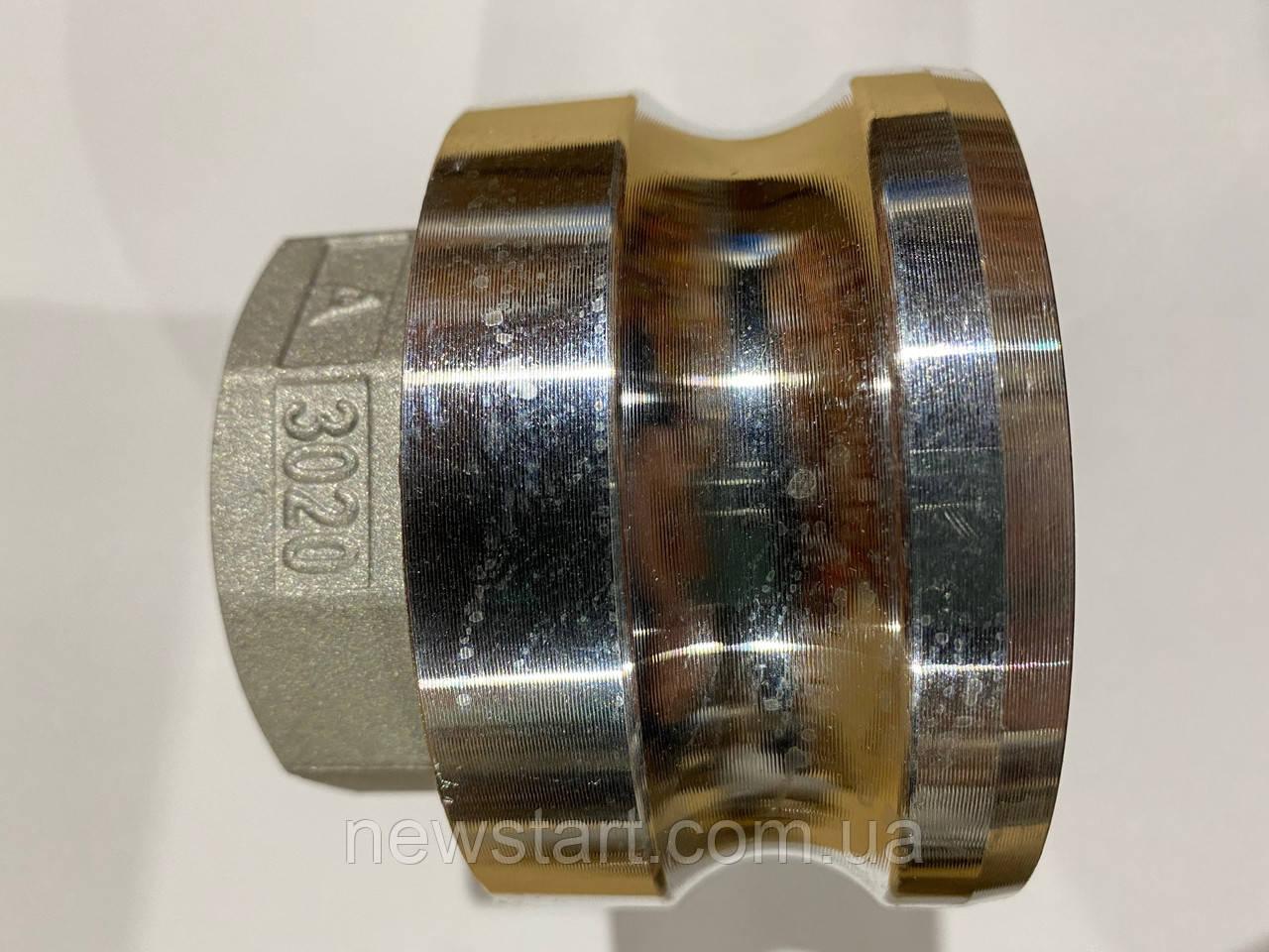 Камлок редукційний (camlock) алюміній тип AR