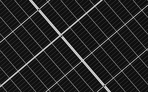 Солнечная батарея 450Вт моно, AXM144-9-166-450, AXIOMA energy, 9BB half cell, фото 2