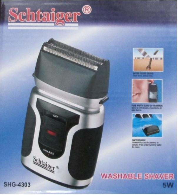 Электробритва Schtaiger 4303-SHG Электробритвы мужские