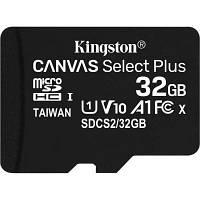 Карти пам'яті microSD Kingston 32 Гб без адаптера