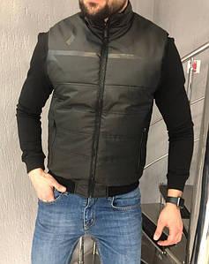 Чоловіча жилетка Дуже тепла і комфортна. РОЗМІРИ: S-2XL.