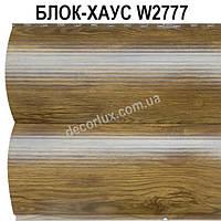 Сайдинг металлический Золотой дуб (шир. 0,35 м)