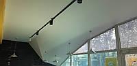 Матовые натяжные потолки с установкой, фото 1