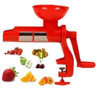 Juice Extractor For Tomato, ручная соковыжималка для овощей и фруктов – свежесть и бодрость на каждое утро!