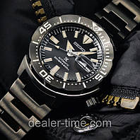 Часы Seiko SRPD29 MONSTER Prospex Automatic Black