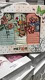 Набор Полотенец Для Кухни в Коробке 40/60 см На Подарок 3 шт Хлопок Вафельные Турция Nilteks, фото 3