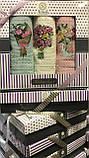 Набор Полотенец Для Кухни в Коробке 40/60 см На Подарок 3 шт Хлопок Вафельные Турция Nilteks, фото 4