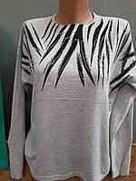 Женская блуза, L/XL,ХL/2XL рр.,  № 703