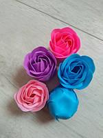 Мыльная роза оптом, роза из мыла, цветы из мыла оптом 50 шт