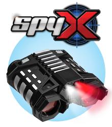 ШПИГУНСЬКІ іграшки бренд SpyX
