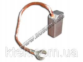 Электрощетка типа ЭГ4 12,5х16х32