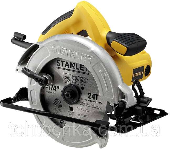 Пила циркулярна Stanley SC16