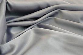 Сатин-твил Серый