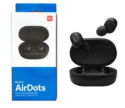 Беспроводные наушники Redmi AirDots TWS. Bluetooth v5.0 c боксом для зарядки