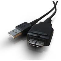 Кабель (шнур) USB VMC-MD2 для камер SONY DSC-TX7, HX1, HX5, H20, H55, W210, W220, W215, W230, W270, W275, W290