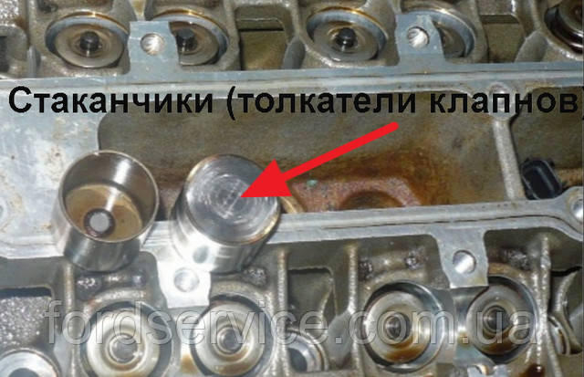 регулировка клапанов на ford c-max