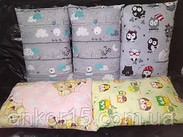 Подушка детская 45х35 см