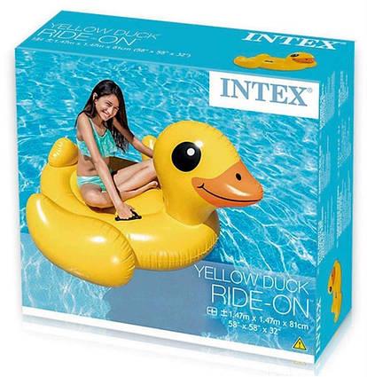 """Надувной плотик Intex """"Утёнок"""" (57556)"""