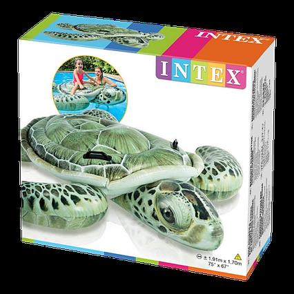 "Надувной плотик Intex 57555 ""Черепаха"""