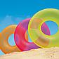 "Intex надувний круг ""Neon Frost Tubes"" 59262 (91 см) Помаранчевий, фото 4"