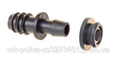 Стартер для садових трубки з ущільнювальною гумкою Santehpoliv