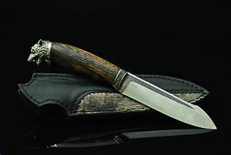 """Нож охотничий ручной работы """"Вожак"""", N690, фото 2"""