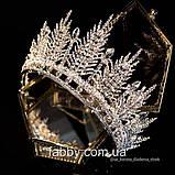 Wingy - діадема з сяйвом кристалів (6,4см), фото 3