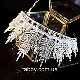 Wingy - діадема з сяйвом кристалів (6,4см), фото 4