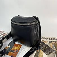 Жіноча шкіряна сумка через плече і на пояс Polina & Eiterou, фото 7