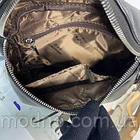 Жіноча шкіряна сумка через плече і на пояс Polina & Eiterou, фото 9