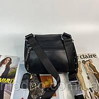 Жіноча шкіряна сумка через плече і на пояс Polina & Eiterou, фото 8