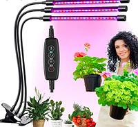 Фитосветильник 27Вт USB с таймером для комнатных растений, рассады