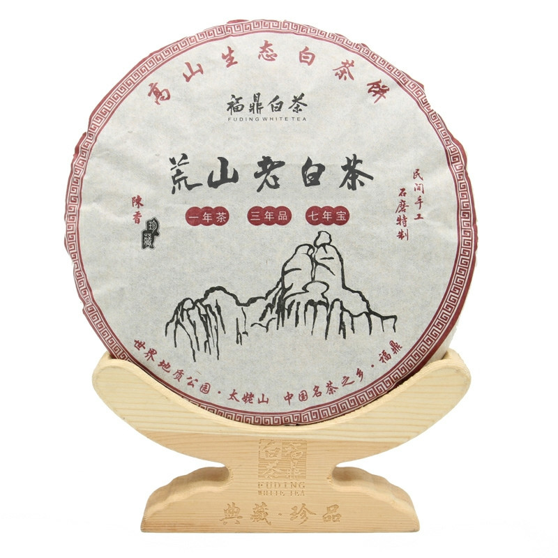 Чай Белый Шоу Мей 300 грамм Фудин Да Бай урожая 2014 г китайский чай, зеленый чай
