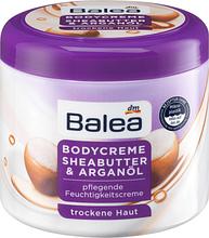 Крем для тела Balea  Bodycreme Sheabutter 500мл