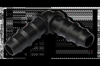 Угол для капельной трубки