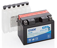 Аккумулятор EXIDE AGM 11,2Ah 205A (ETZ14-BS = YTZ14-BS)