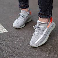 Кроссовки женские мужские Adidas Yeezy Boost 350 V2 Tail light жіночі кросівки адидас изи 350 кросовки летние