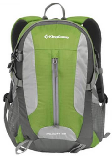 Мужской функциональный спортивный рюкзак 28 л. KingCamp PEACH (KB3306) Green зеленый