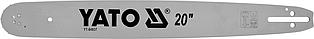 """Шина направляющая цепной пилы l= 20""""/ 50 см (76 звеньев) для цепей YT-84944, YT-84963"""