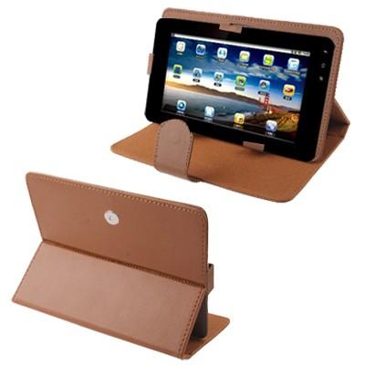 Чехол для планшета 7 дюймов коричневый