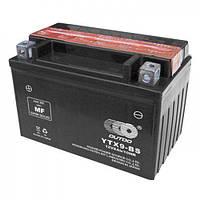 Аккумулятор OUTDO UTX9-BS 9Аh кислотный (L150*W87*H105mm)