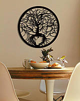 Картина з дерева 50х50 см