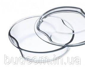 Кастрюля 1,5 л из жаропрочного стекла с крышкой 1 л Simax Exclusive