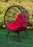 Крісло з ротанга Mango, фото 9