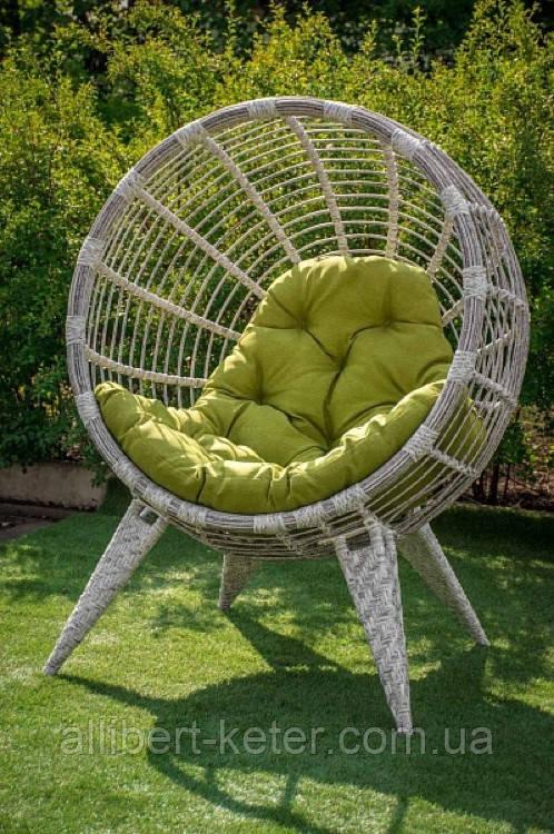 Крісло з ротанга Mango