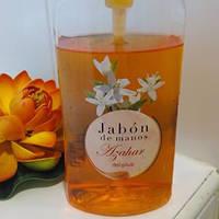 Мыло жидкое для рук и тела с ароматом азахара (цветы апельсинового дерева)