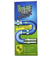 Очищувач порошок для труб Pipeline Dredyagent   Засіб для чищення труб