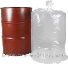 Мішок поліетиленовий 65х105см, 100мкм (засолювальний), фото 2